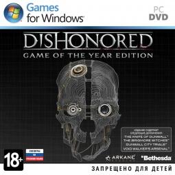 Купить Игра для PC Soft Club Dishonored Game of the Year Edition (Jewel, rus)