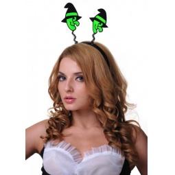 Купить Головной убор маскарадный Accessories «Антенки. Ведьма»