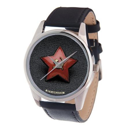 Купить Часы наручные Mitya Veselkov «Звездочка СССР» MV