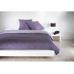 фото Комплект постельного белья Dormeo Costume. 1-спальный. Цвет: лиловый