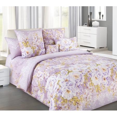 Купить Комплект постельного белья Королевское Искушение «Шиповник-3». Евро