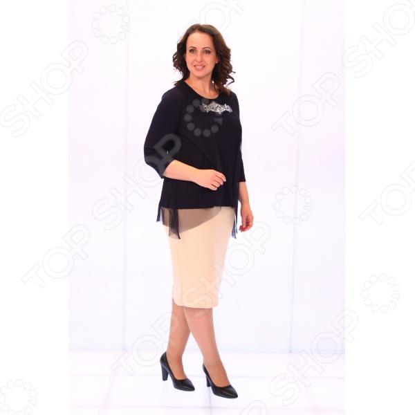 Модный гардероб топ шоп тв для полных 118