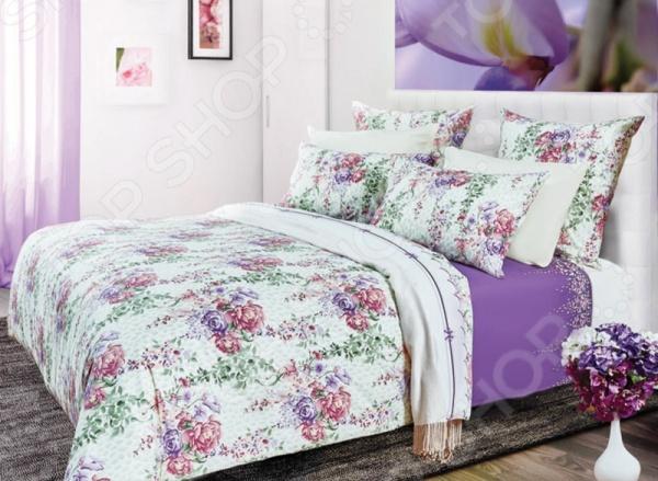 комплект постельного белья primavelle silvery 2 спальный Комплект постельного белья Primavelle «Семирамида» 145150701. 1,5-спальный