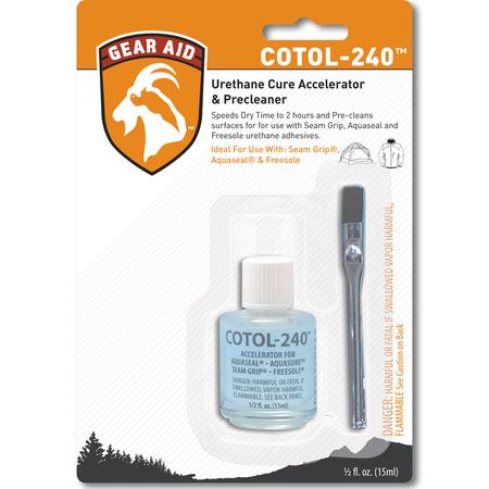 Купить Очиститель и ускоритель застывания клея McNETT Cotol-240