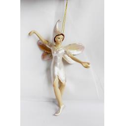 фото Елочное украшение-подвеска Crystal Deco «Фея» 1707817