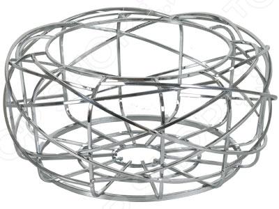 Фруктовница Rosenberg JCH-811Фруктовницы<br>Фруктовница Rosenberg JCH-811 оригинальная модель, которая станет прекрасным дополнением к комплекту ваших столовых принадлежностей и отлично подойдет как для сервировки праздничного стола, так и для повседневного использования. Помимо фруктов, посуду так же можно использовать для подачи десерта: конфет, печенья, кексов или круассанов, будьте уверены - гости обязательно оценят такой оригинальный аксессуар. Модель выполнена из высококачественных экологически чистых материалов.<br>