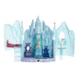 фото Игровой набор Mattel Принцессы Диснея «Эльза в ледяном дворце»