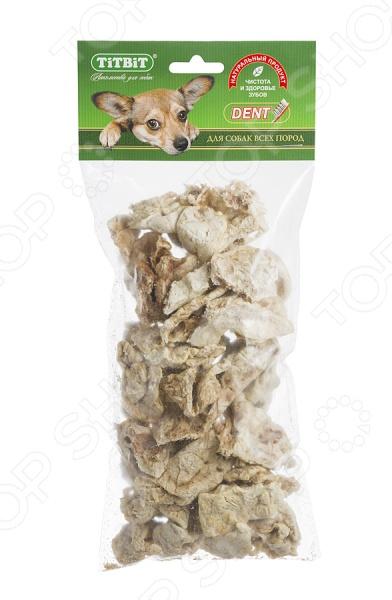 Лакомство для собак TiTBiT 9366 «Легкое говяжье XL»