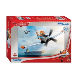 фото Пазл 104 элемента Step Puzzle Самолеты