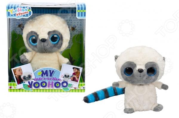 фото Игрушка интерактивная мягкая Simba «My interactive Yoohoo», Мягкие интерактивные игрушки