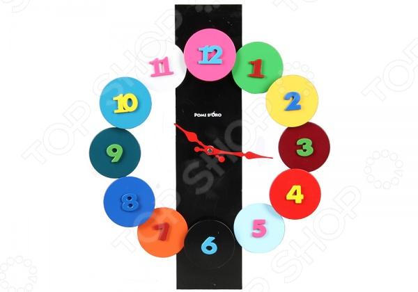 Часы настенные Pomi d'Oro T4412-K pomidoro t4412 k