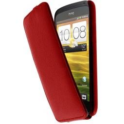 фото Чехол LaZarr Protective Case для HTC One. Цвет: красный