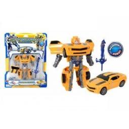 фото Робот-трансформер Shantou Gepai «Стальная команда» ZYB-B2017-5