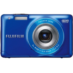 фото Фотокамера цифровая Fujifilm FinePix JX500. Цвет: синий
