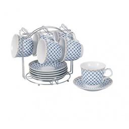фото Чайный набор на подставке Grazie «Нимфа»