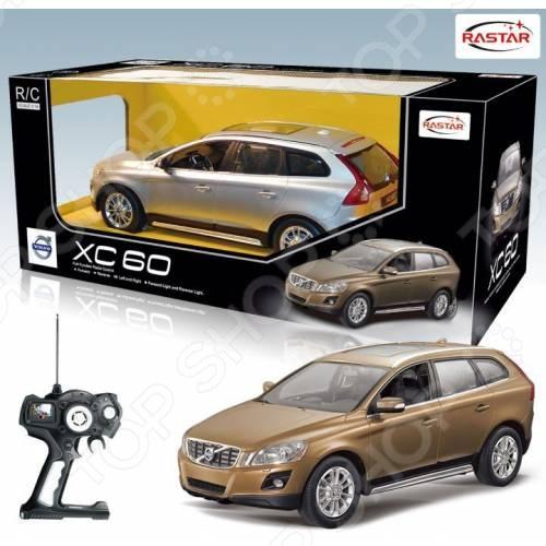 Машина на радиоуправлении Rastar Volvo XC60. В ассортименте