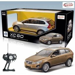 фото Машина на радиоуправлении Rastar Volvo XC60. В ассортименте