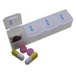 Купить Таблетница на 1 день Pillbox