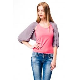 фото Болеро Mondigo 9436. Цвет: серый. Размер одежды: 44