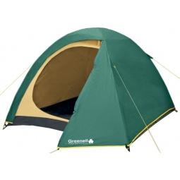 фото Палатка Greenell «Эльф 4». Цвет: зеленый