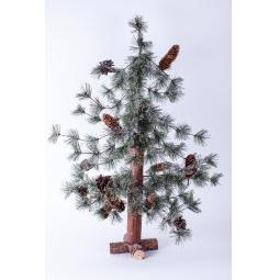 Купить Ель искусственная Crystal Trees «Пихта северная»