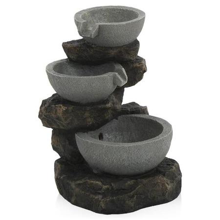 Купить Фонтан садовый GREEN APPLE GWXF02930 «Чаша»