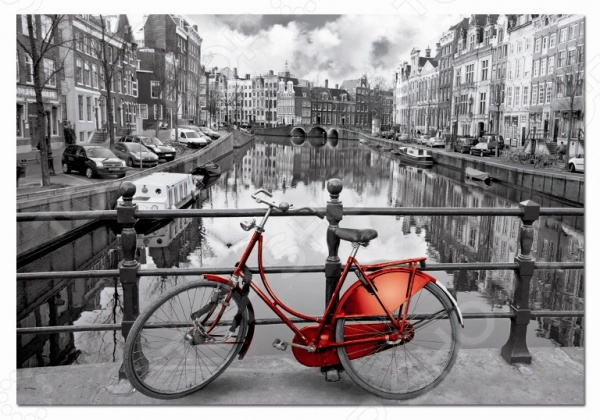 Пазл 1000 элементов Educa «Амстердам»