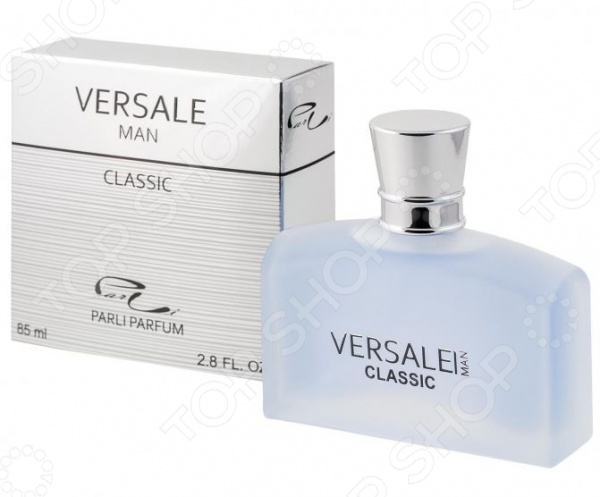 Туалетная вода для мужчин Parli Versale Classic, 85 мл