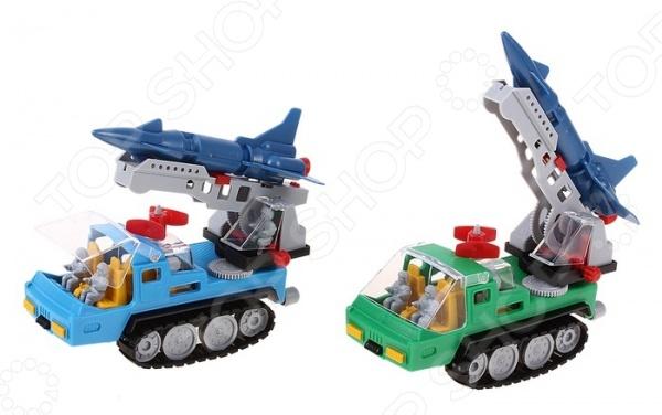 Машинка игрушечная Форма «Ракетовоз АРК»