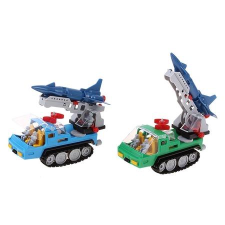 Купить Машинка игрушечная Форма «Ракетовоз АРК». В ассортименте