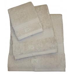 фото Полотенце TAC Basic. Размер: 50х90 см. Плотность ткани: 500 г/м2. Цвет: светло-серый