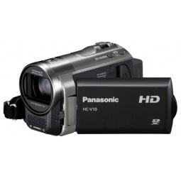 фото Видеокамера Panasonic HC-V10. Цвет: серый, черный
