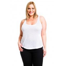 фото Майка Mondigo XL 8462. Цвет: белый. Размер одежды: 52