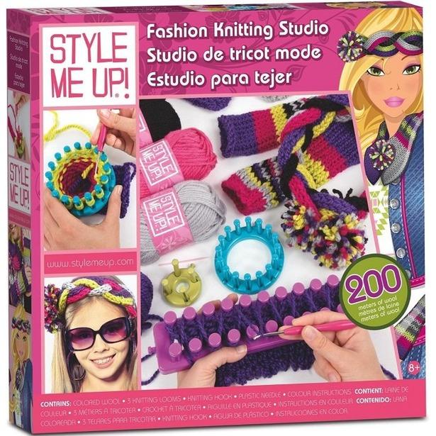 фото Набор для вязания Style Me Up! 207