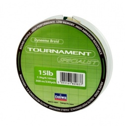 Леска плетеная Daiwa Tournament Specialist 300