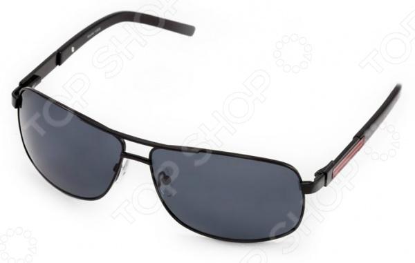 Очки поляризационные Mitya Veselkov MSK-1305Очки<br>Очки поляризационные Mitya Veselkov MSK-1305 станут прекрасным дополнением к набору ваших аксессуаров. Они прекрасно сидят, имеют классический дизайн и эффективно защищают глаза от ультрафиолетовых лучей. Внешне очки данного типа очень похожи на привычные солнцезащитные, однако на самом деле очень отличаются от них. Главной особенностью линз с поляризацией является их способность блокировать солнечный свет, отраженный от горизонтальных поверхностей. Больше всех эффект поляризации могут оценить люди, которые много находятся за рулем. Мокрый асфальт, водная гладь или заснеженный пейзаж могут нести серьезную опасность, т.к. являются источниками отражений. Попав в такое положение, водитель может на мгновение ослепнуть , а это неминуемо ведет к потере контроля за ситуацией на дороге. Поляризационные очки позволяют вам избавиться от подобных проблем, уменьшая усталость глаз, раздражение сетчатки и повышая, в свою очередь, зрительный комфорт.<br>