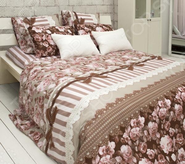 Комплект постельного белья Tiffany's Secret «Шоколадный этюд» система подогрева труб nexans defrost water kit 4m