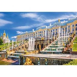 Купить Пазл 1000 элементов Castorland «Петергоф»