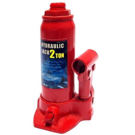 Купить Домкрат гидравлический бутылочный Megapower M-90203S