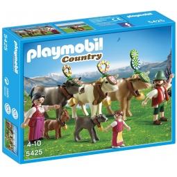 Купить Набор игровой Playmobil «В горах: Альпийский фестиваль»