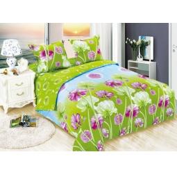 фото Комплект постельного белья Amore Mio Zabava. Poplin. 1,5-спальный