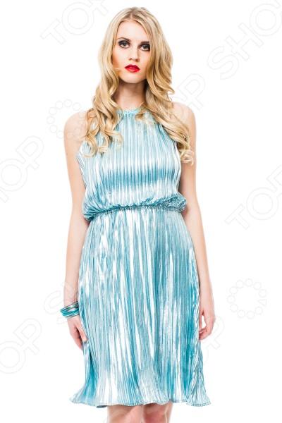Платье Mondigo 8681. Цвет: синий