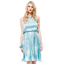 фото Платье Mondigo 8681. Цвет: синий