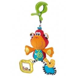 Купить Игрушка-подвеска мягкая Playgro «Обезьянка»