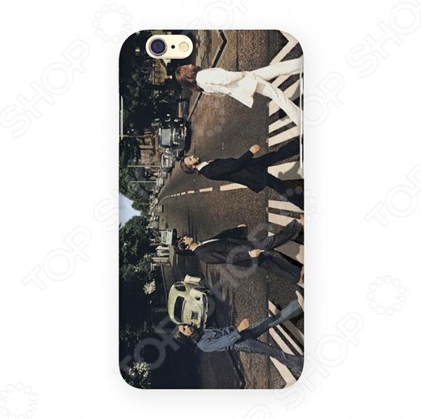 Чехол для iPhone 6 Mitya Veselkov Beatles фильтр угольный для воздухоочистителя bork eco air q701