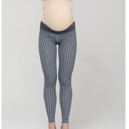 Купить Леггинсы для беременных под живот Nuova Vita 16392. Цвет: синий