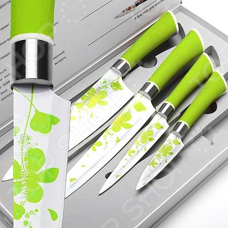 Набор ножей Mayer&Boch MB-24142 набор кухонных ножей vine jiro
