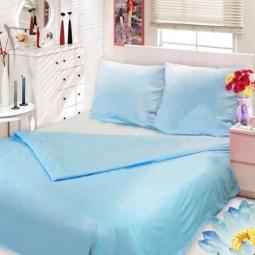 фото Комплект постельного белья Сова и Жаворонок «Водяная лилия». 2-спальный