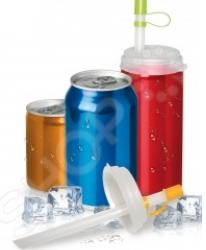 Набор: 2 соломки для напитков и крышка Bradex TK 0161