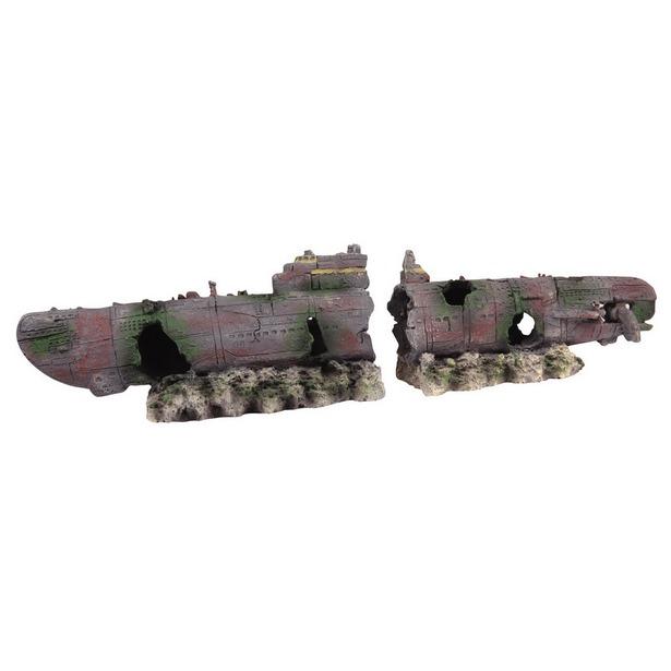 фото Подводная лодка для аквариума DEZZIE «Акула»